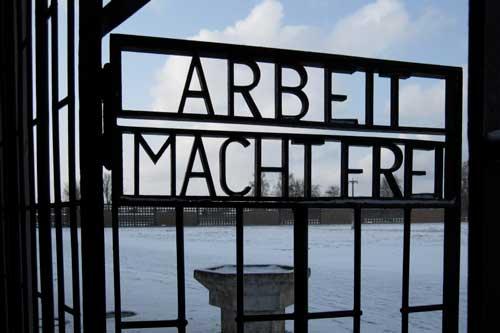 Viaggio della Memoria a Sachsenhausen