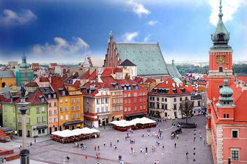 Viaggio della Memoria a Varsavia